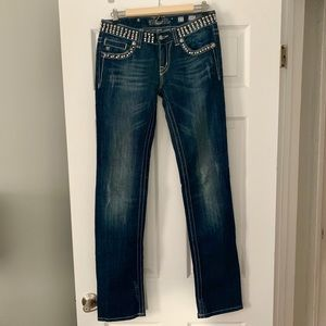 MISS ME Studded Jeans